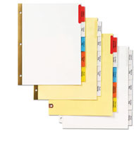 Office Supplies Furniture Technology At Office Depot - Divider tabs template
